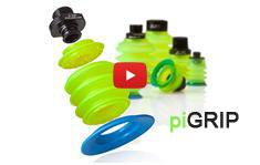 piGRIP suction cups