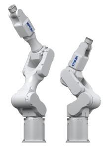 NEW Epson robots