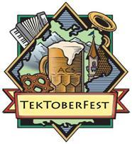 TekTOberFest logo