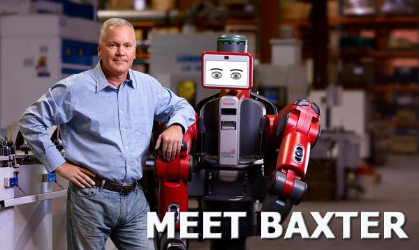 Meet Baxter the robot