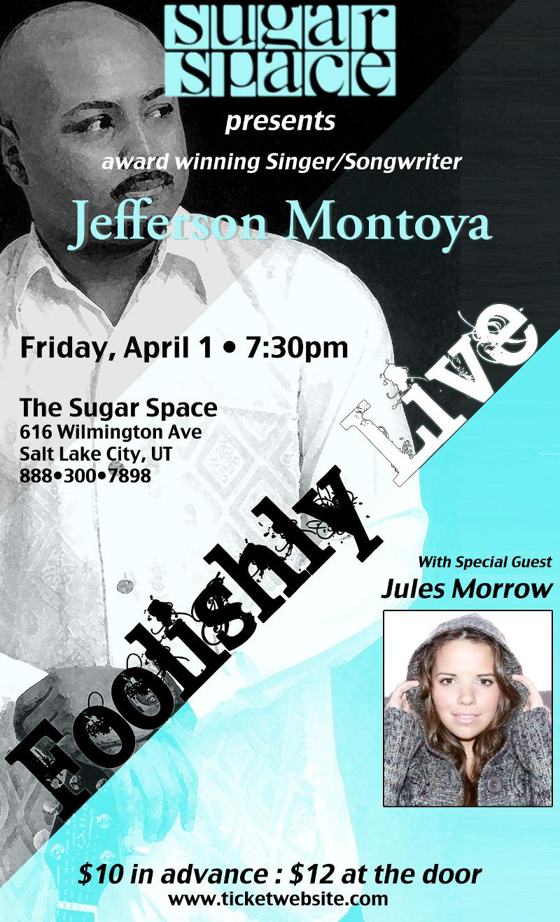 Jefferson Montoya poster