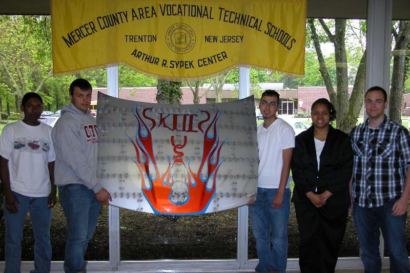 Sypek Skills Winners 2011