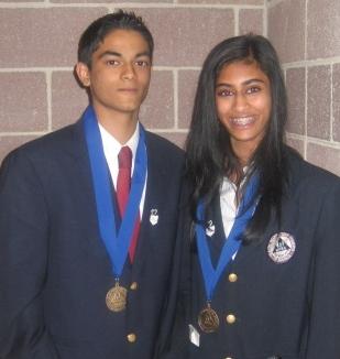 Aditya and Sneha