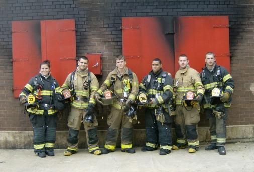 Fire Science Class 13