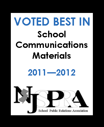 VOTED BEST IN SCM BY NJSPRA 2012
