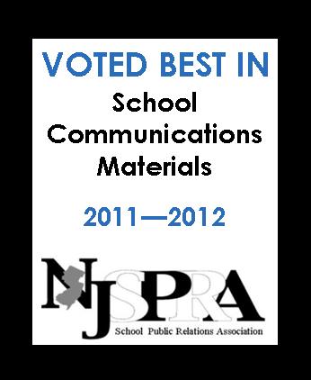 VOTED BEST IN SCM BY NJSPRA 2012