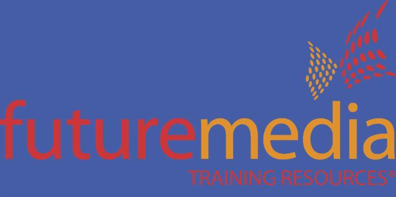 FutureMedia Logo - BLUE BG