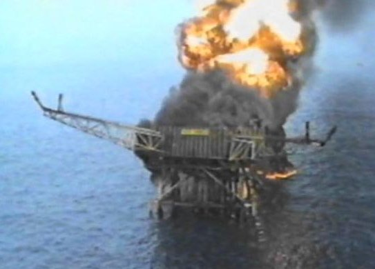 Piper Alpha Oil Platform