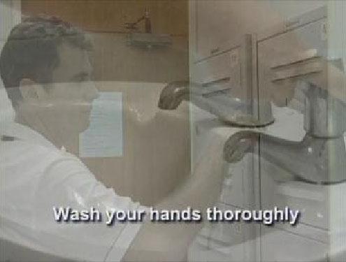 Food Safety - Handwashing