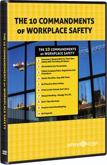 10_Commandments_Safety