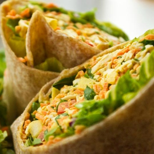 curry chicken wrap curry chicken wrap sage cafe chickenwrap copy curry ...