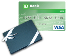 Td Bank Visa Gift Card - ktrdecor.com