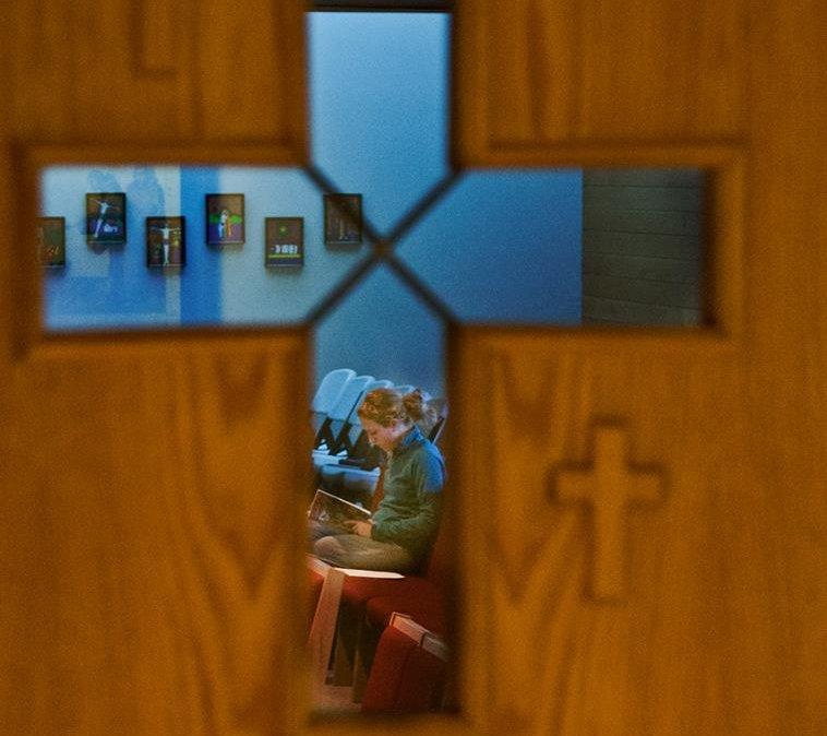 Cait in Chapel