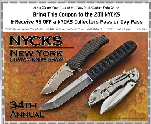 NYCKS Coupon