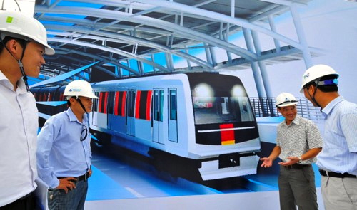 ADB loans $500 million to HCMC Metro System