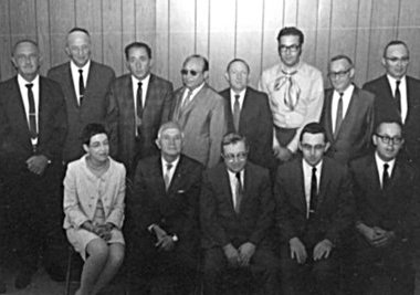 First Board of Directors