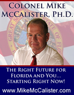 Mike McCalister for Governor!