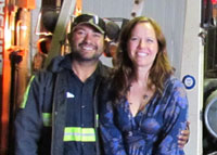 Alicia and Ricardo Rodriguez of Triple R Recycling