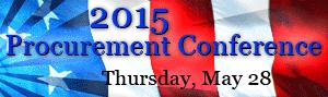 2015 Procurement Conference