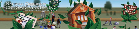 Economic Gardening logo