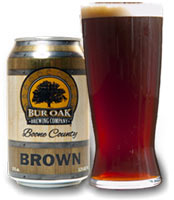 Bur Oak Brown