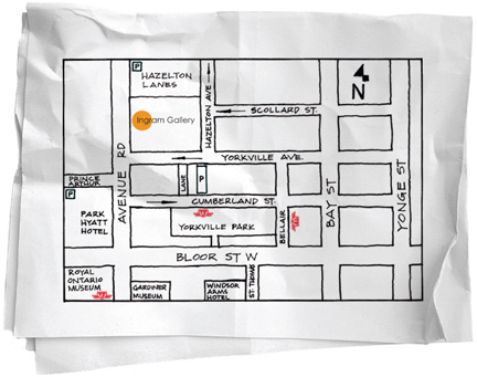Ingram Map