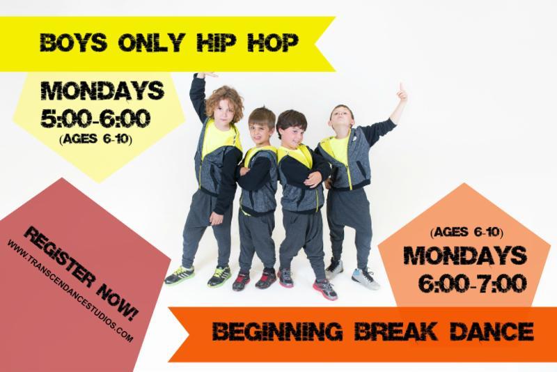 Boys Only & Break Dance