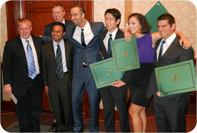 2012 Graduating Fellows June 14