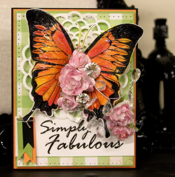 Simply Fabulous Card