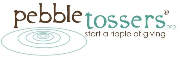 Pebble Tossers Logo