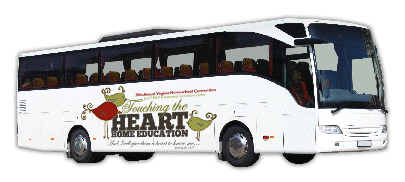 convention bus