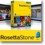 Save 20% on Rosetta Stone