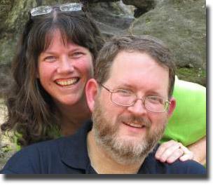 Hal and Melanie