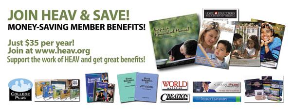 Join HEAV & Save!