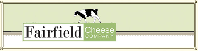 Fairfield Cheese Header and Logo