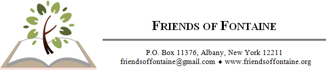 Friends of Fontaine Logo