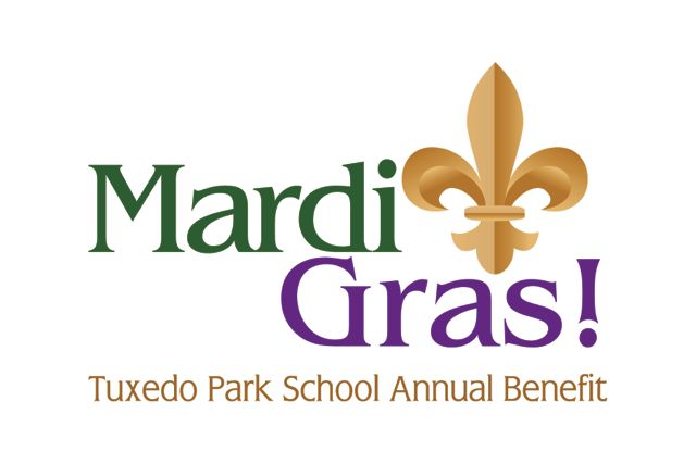 Mardi Gras Benefit Logo