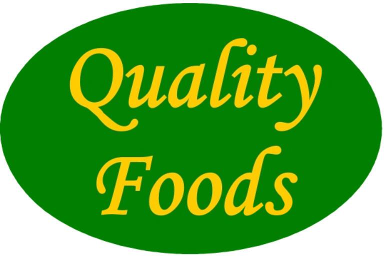 Quality Foods Inc