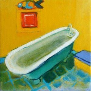 van gogh's bathtub