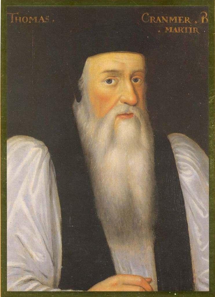 Cranmer Lives