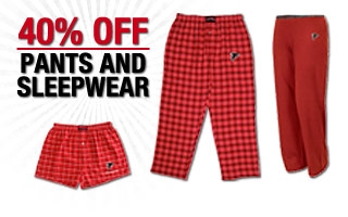 Falcons sleepwear ad