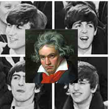 Beethoven and Beatles