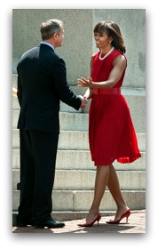 FLOTUS & Gov O'Malley