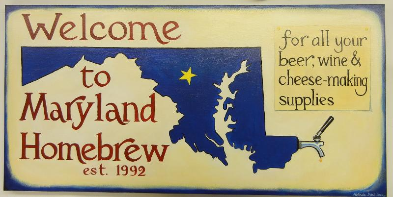 Welcome to Maryland Homebrew
