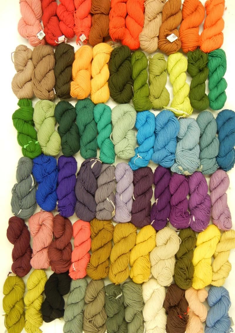 Rya rug yarn still available