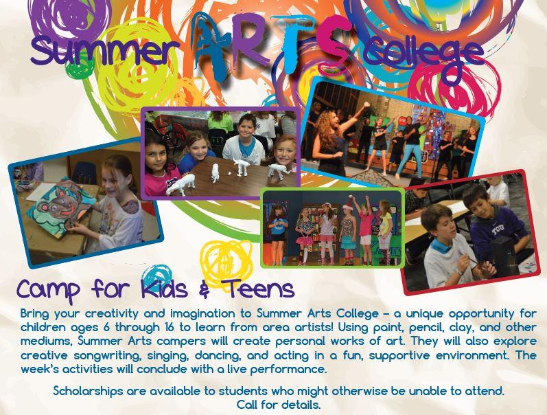 Summer Arts College