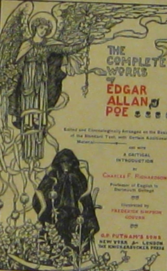 poe title page
