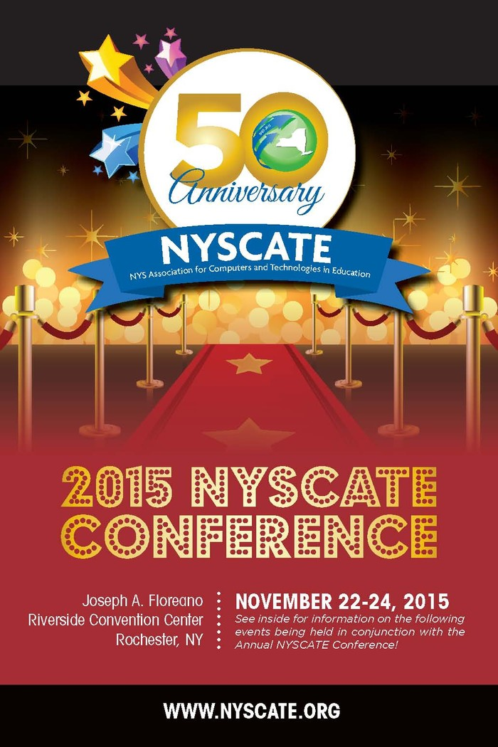 NYSCATE Conference 2015