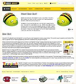 Bee-Bot web site