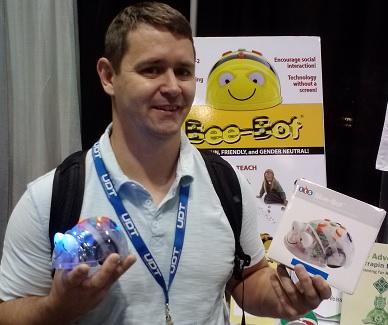 Blue-Bot Winner